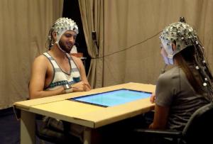 EEG study 2 adult pilot participants