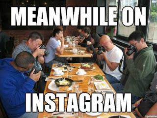 Instagram Life Vs Real Life Comm 100c