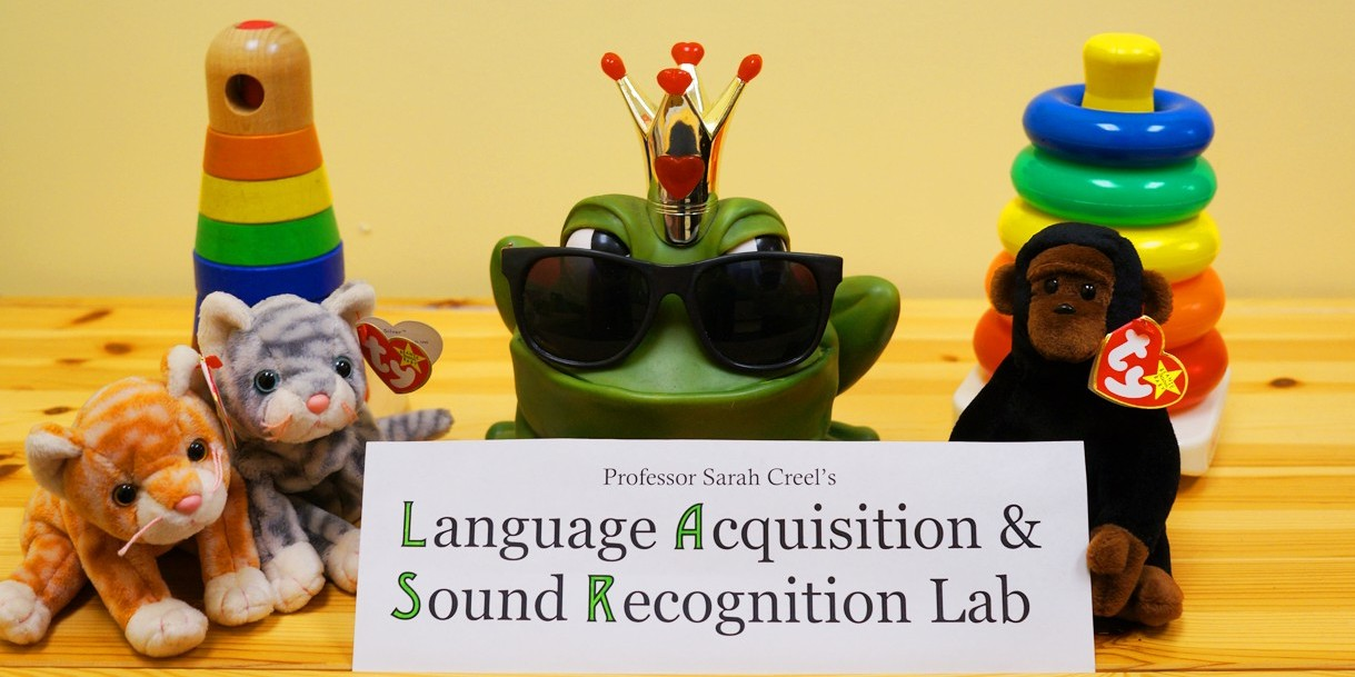 UCSD Language Acquisition & Sound Recognition Lab