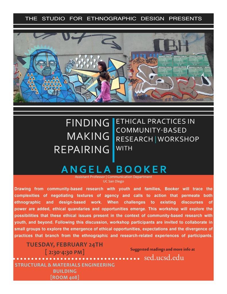 SED Poster_Angela Booker