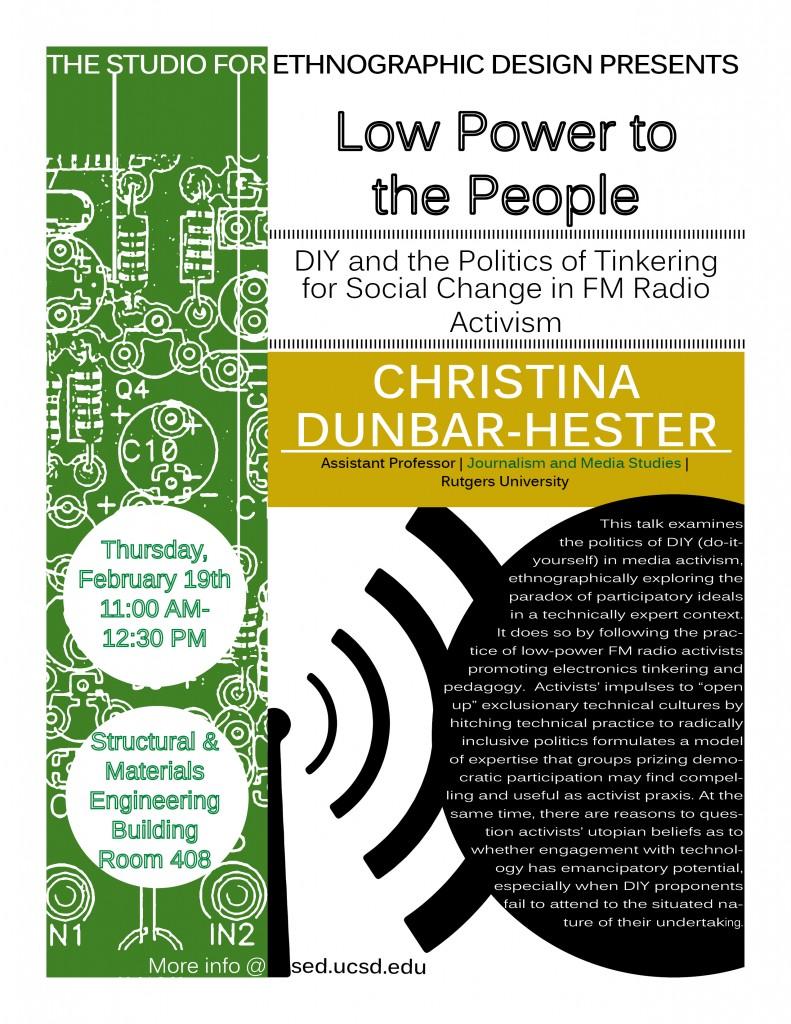Christina Dunbar-Hester