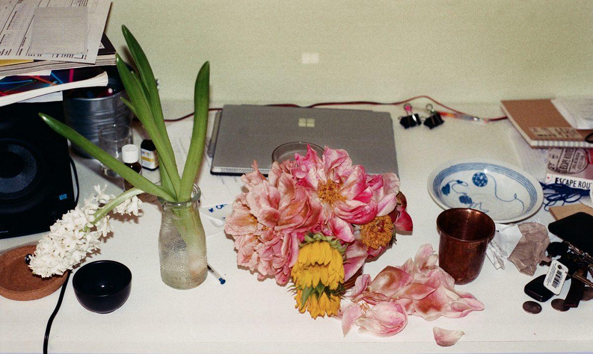 Cada flor tiene by Sindhu Thirumalaisamy