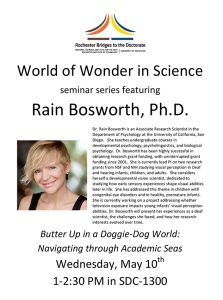 Rain Bosworth, Ph.D.