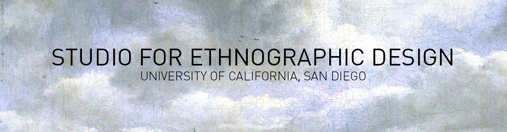 STUDIO FOR ETHNOGRAPHIC DESIGN